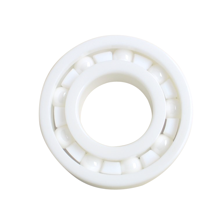 Los rodamientos de cerámica